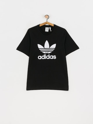 Tričko adidas Originals Trefoil (black/white)