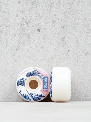 Kolieska DGK Tsunami (white/pink)