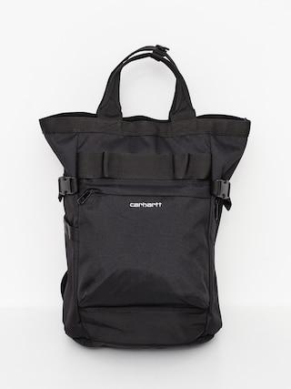 Batoh Carhartt WIP Payton Carrier (black/white)