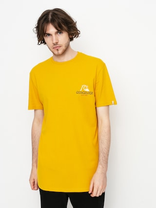Tričko Quiksilver Dream Voucher (nugget gold)