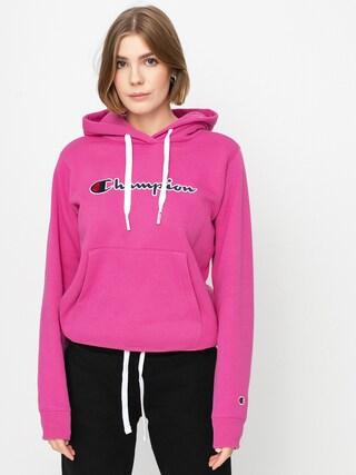 Mikina s kapucňou Champion Sweatshirt HD 114461 Wmn (ibr)