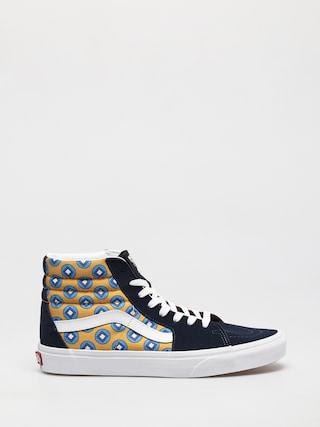 Topánky Vans Sk8 Hi (tie print mix/drsblsmlti)