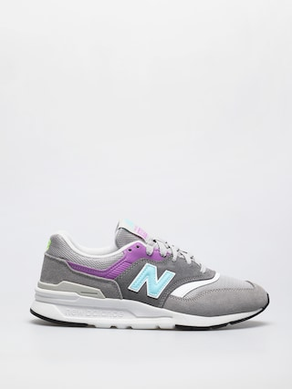 Topánky New Balance 997 Wmn (grey/purple)
