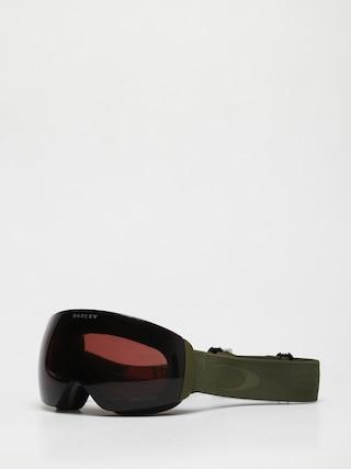 Snowboardové okuliare Oakley Flight Deck M (dark brush/prizm snow dark grey)