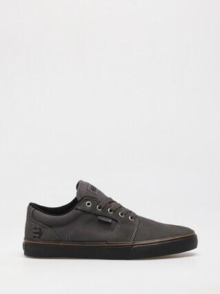 Topánky Etnies Barge Ls (dark grey/black/gum)