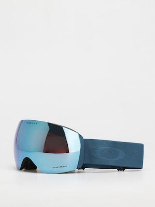 Snowboardové okuliare Oakley Flight Deck L (posiedon/prizm snow sapphire iridium)