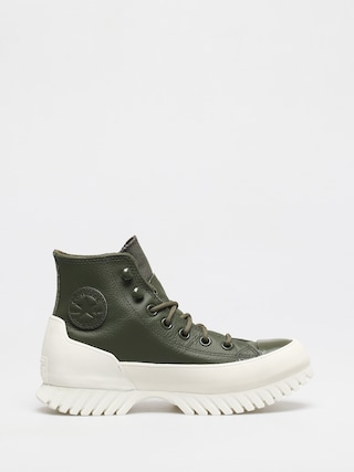 Topánky Converse Chuck Taylor All Star Lugged Winter 2.0 (olive/chocolate)