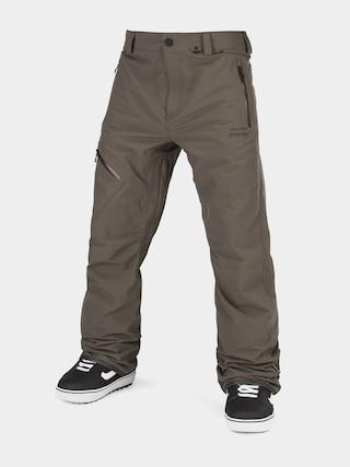 Snowboardové nohavice Volcom L Gore Tex (dark teak)