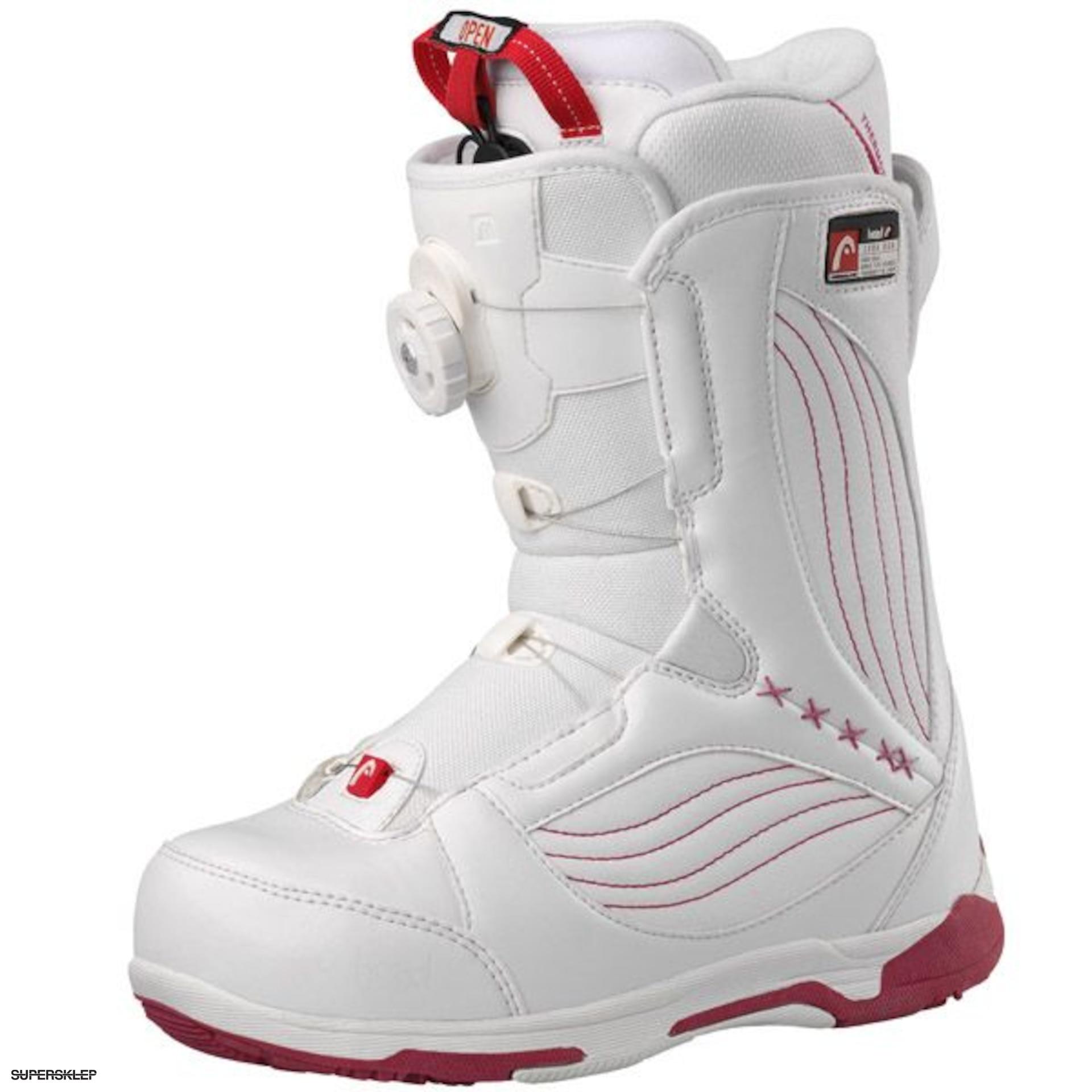 850adb2cc5f5 Snowboardové boty Head Zora BOA Wmn (white)