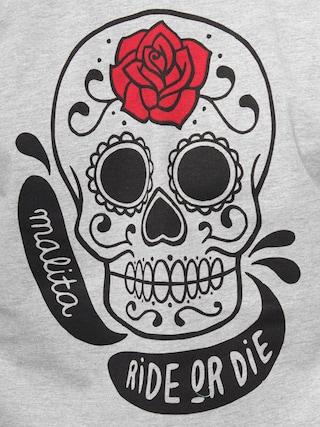 Tričko Malita  Mexico (h-grey)