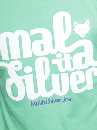 Tričko Malita  Classic (mint)