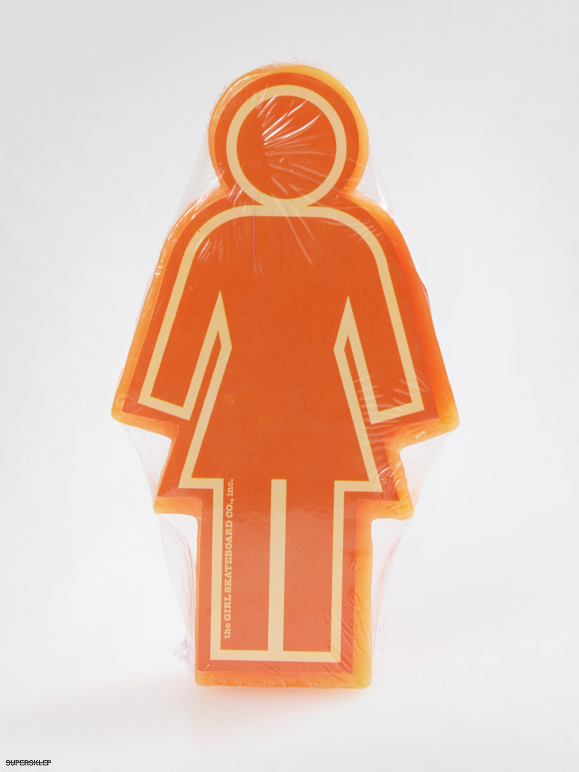 Vosk Girl Skateboard Wosk Girl (orange)