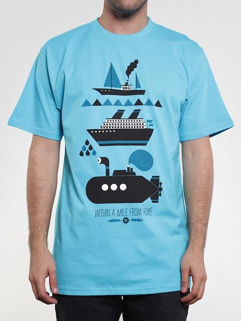 Tričko Malita Shipwreck