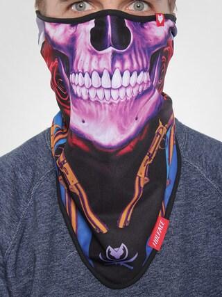 Šátek Wolface Skull&Guns