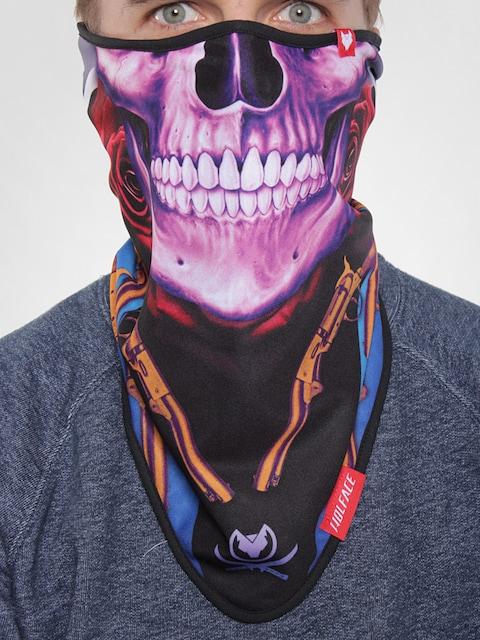 Bandana Wolface Skull&Guns