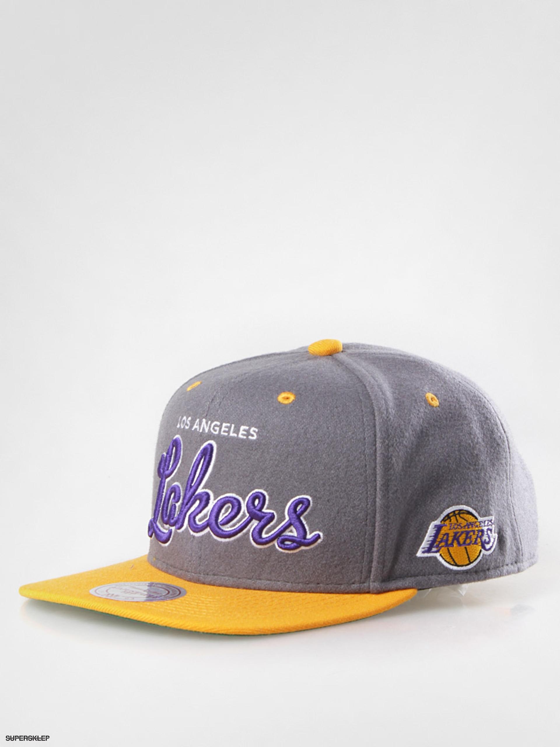Kšiltovka Mitchell   Ness LA Lakers 6 ZD 9d99ed0a42d