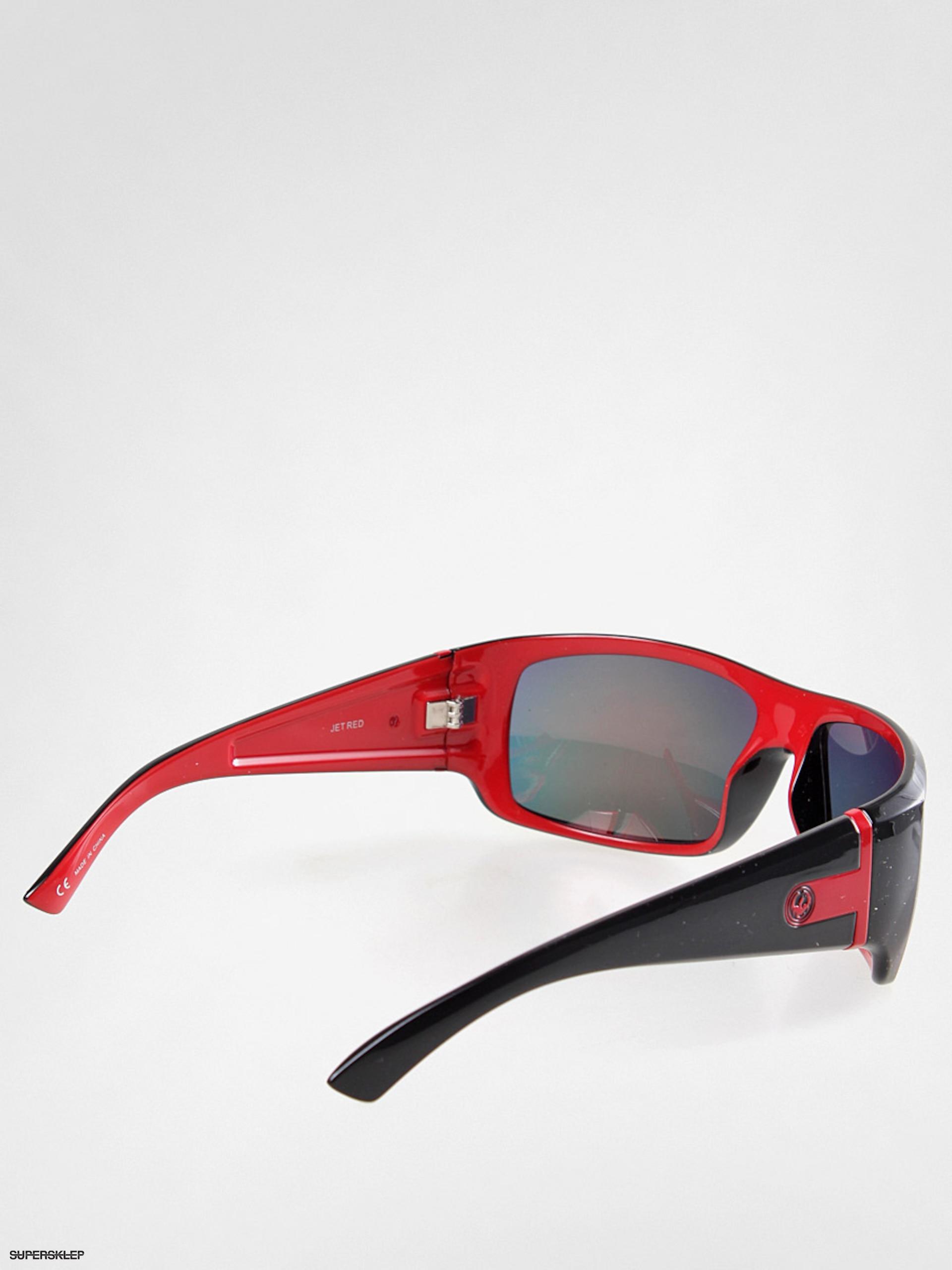 55ab3e315 Sluneční brýle Dragon Vantage (jet red/red ion m (2061))