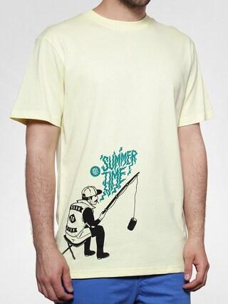 Tričko Malita Fisherman (pinacolada)