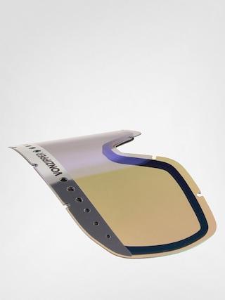Nu00e1hradnu00e9 sklo Von Zipper Fubar Spare Lens (smoke green)