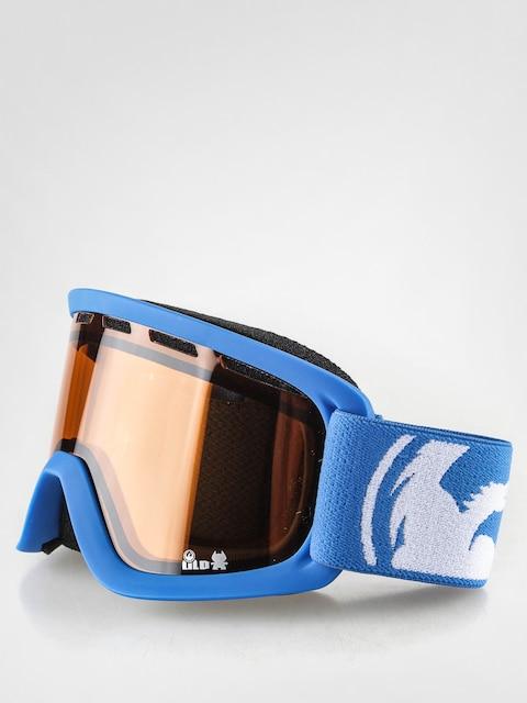 Okuliare na snowboard Dragon Lil D (blue/amber)