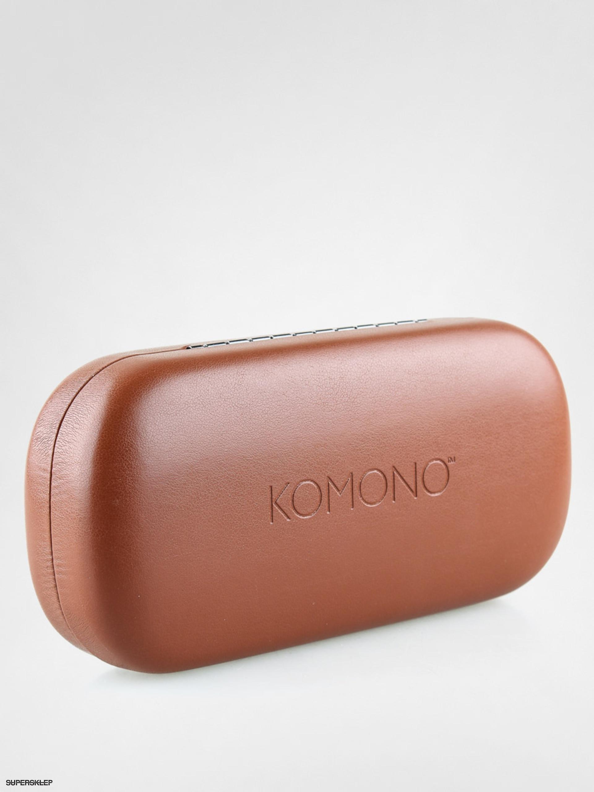 196dfabdb Sluneční brýle Komono Renee (navy cream)