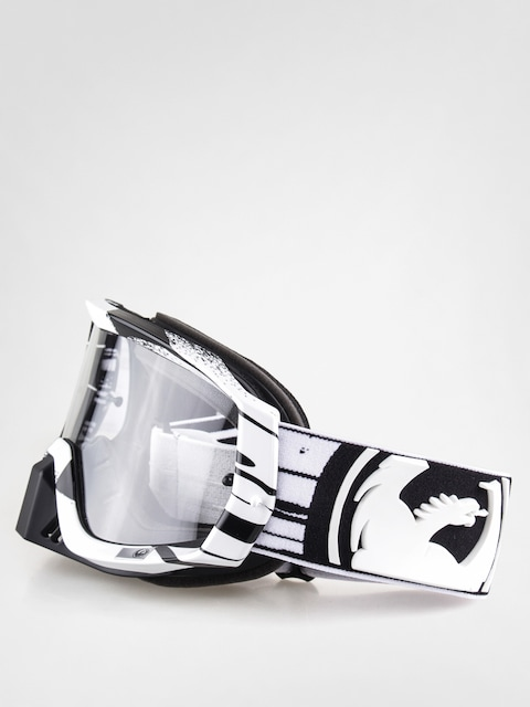 Cross brýle Dragon Vendetta (paint drip/blk/wht clear)