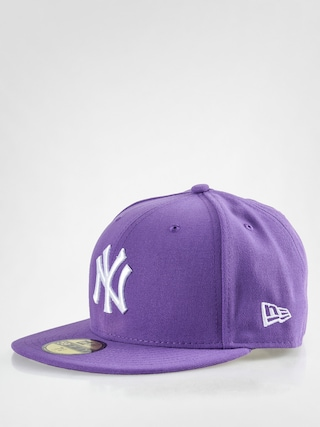 Kšiltovka  New Era League Basic New York Yankees ZD (violet)