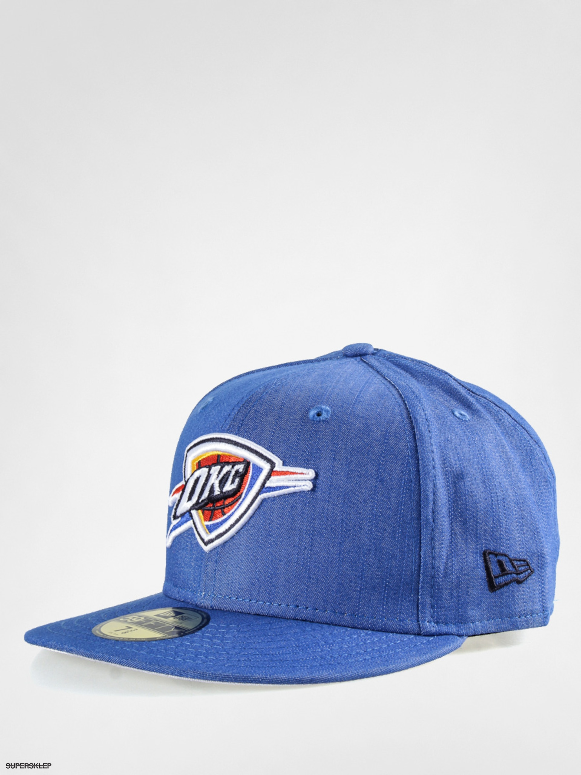 Kšiltovka  New Era Colden Oklahoma Thunder City ZD