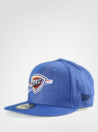 Kšiltovka  New Era Colden Oklahoma Thunder City ZD (denim)