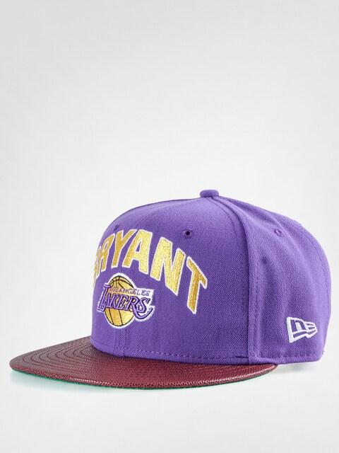 Šiltovka New Era NBA Players LA Lakers Bryant ZD (purple)