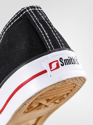 Topánky Smith's Nízke (black03)