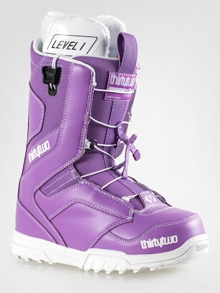 Obuv na snowboard ThirtyTwo Groomer FT Wmn (purple)