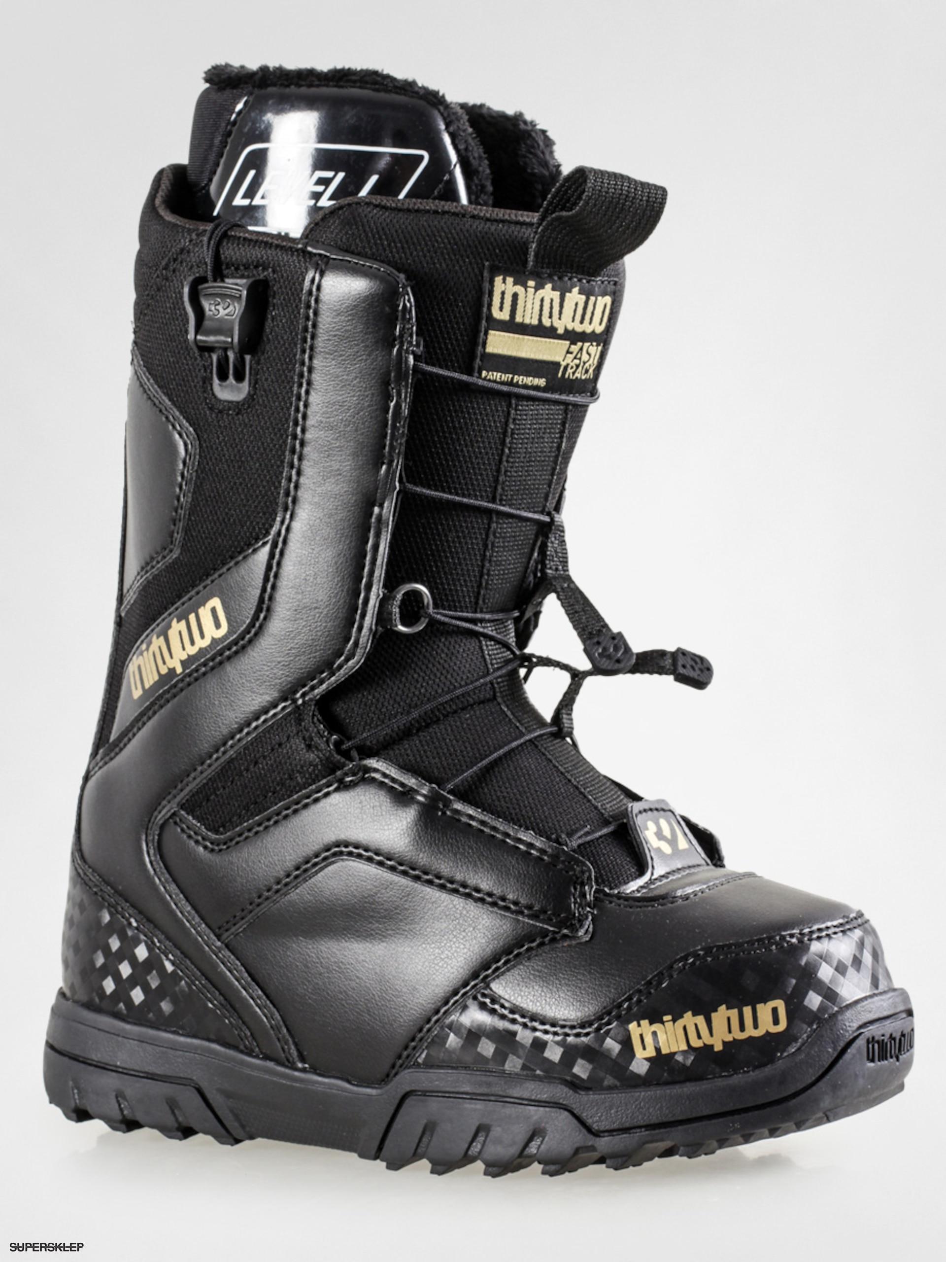 Obuv na snowboard ThirtyTwo Groomer FT Wmn (black) b7723b18d52