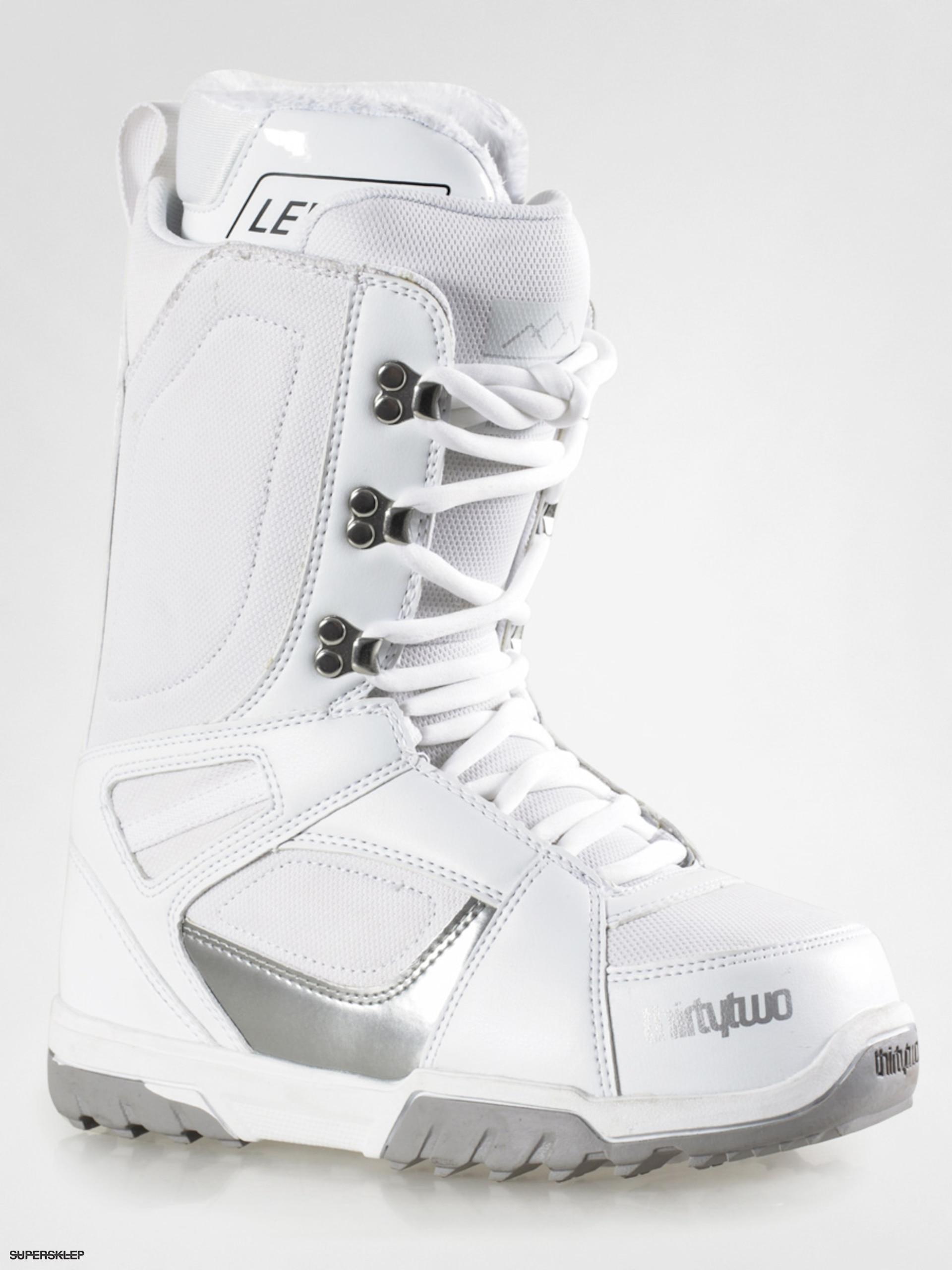 Obuv na snowboard ThirtyTwo Exit Wmn (white) 5e36066eaa7