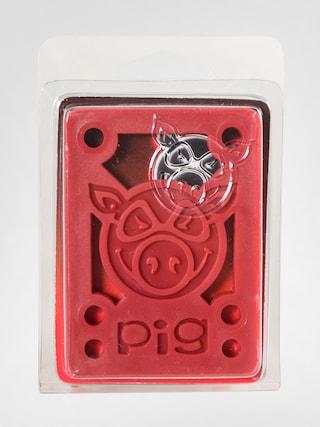 Podložky Pig Hard Riser (red)