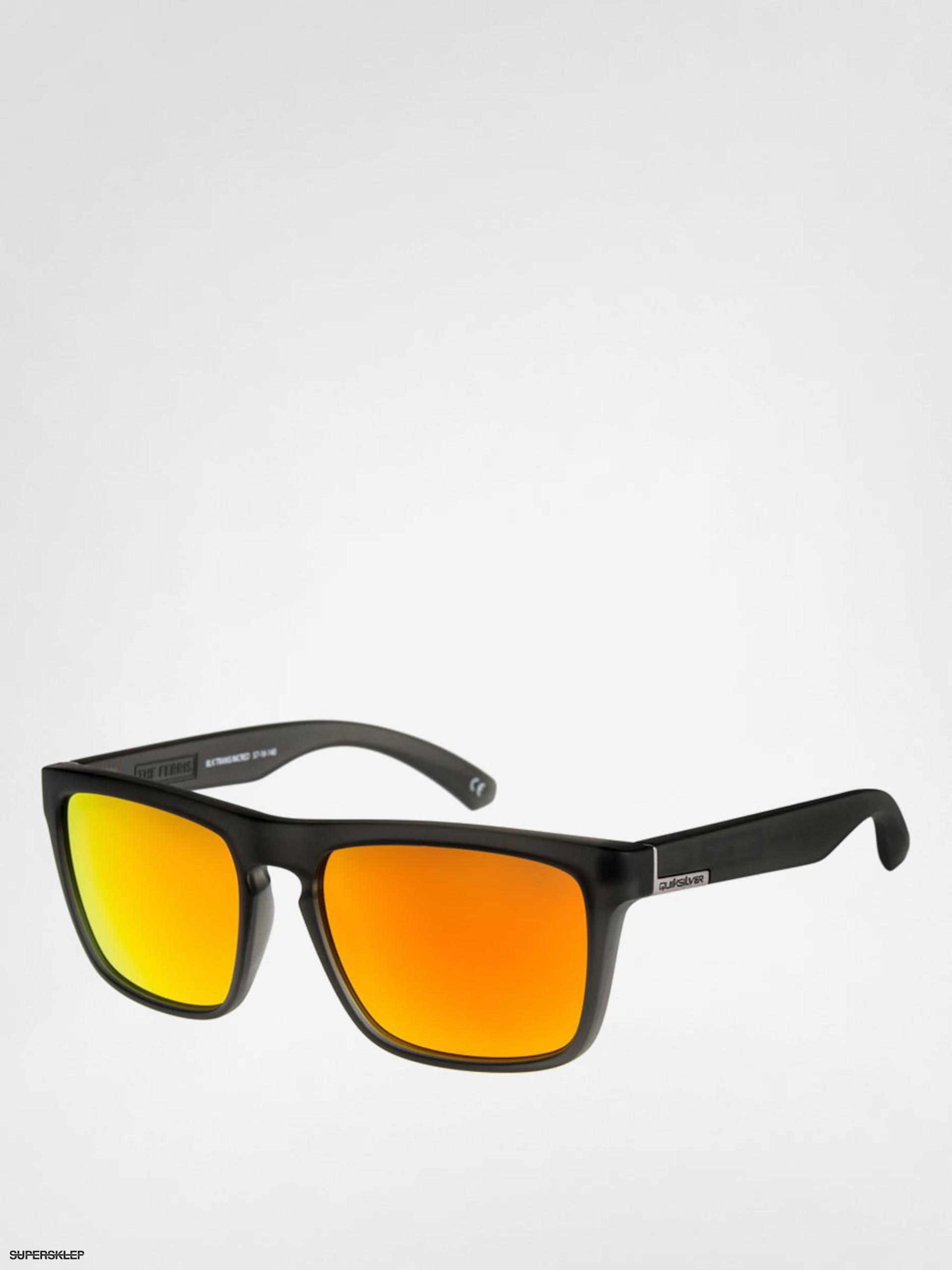 Slnečné okuliare Quiksilver The Ferris (black trans mcred) e67047bdee2