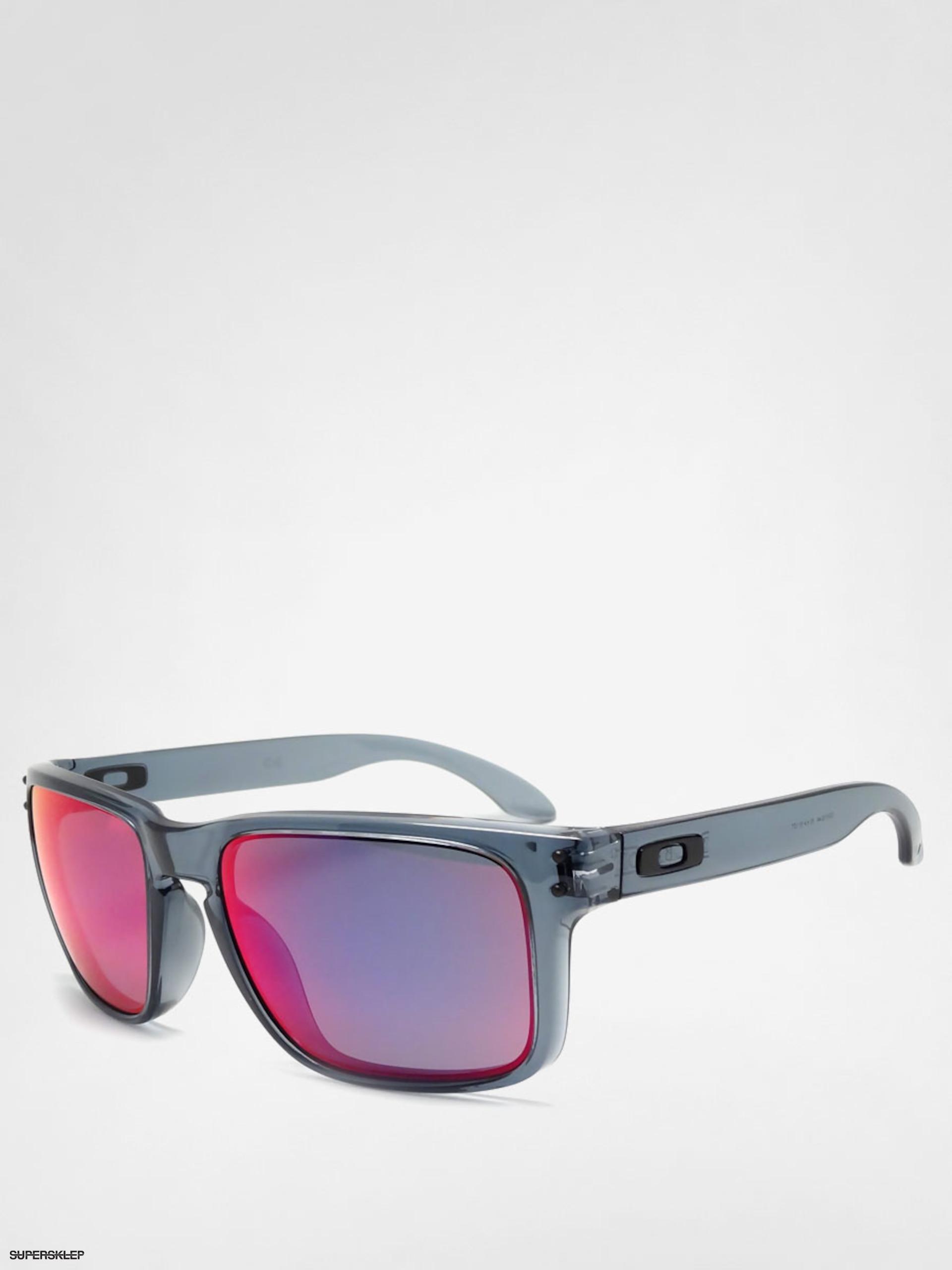 Slnečné okuliare Oakley Holbrook (crystal black w red iridium) 9863aced70e