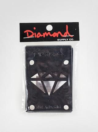 Podložky Diamond Supply Co. Rise & Shine (black)
