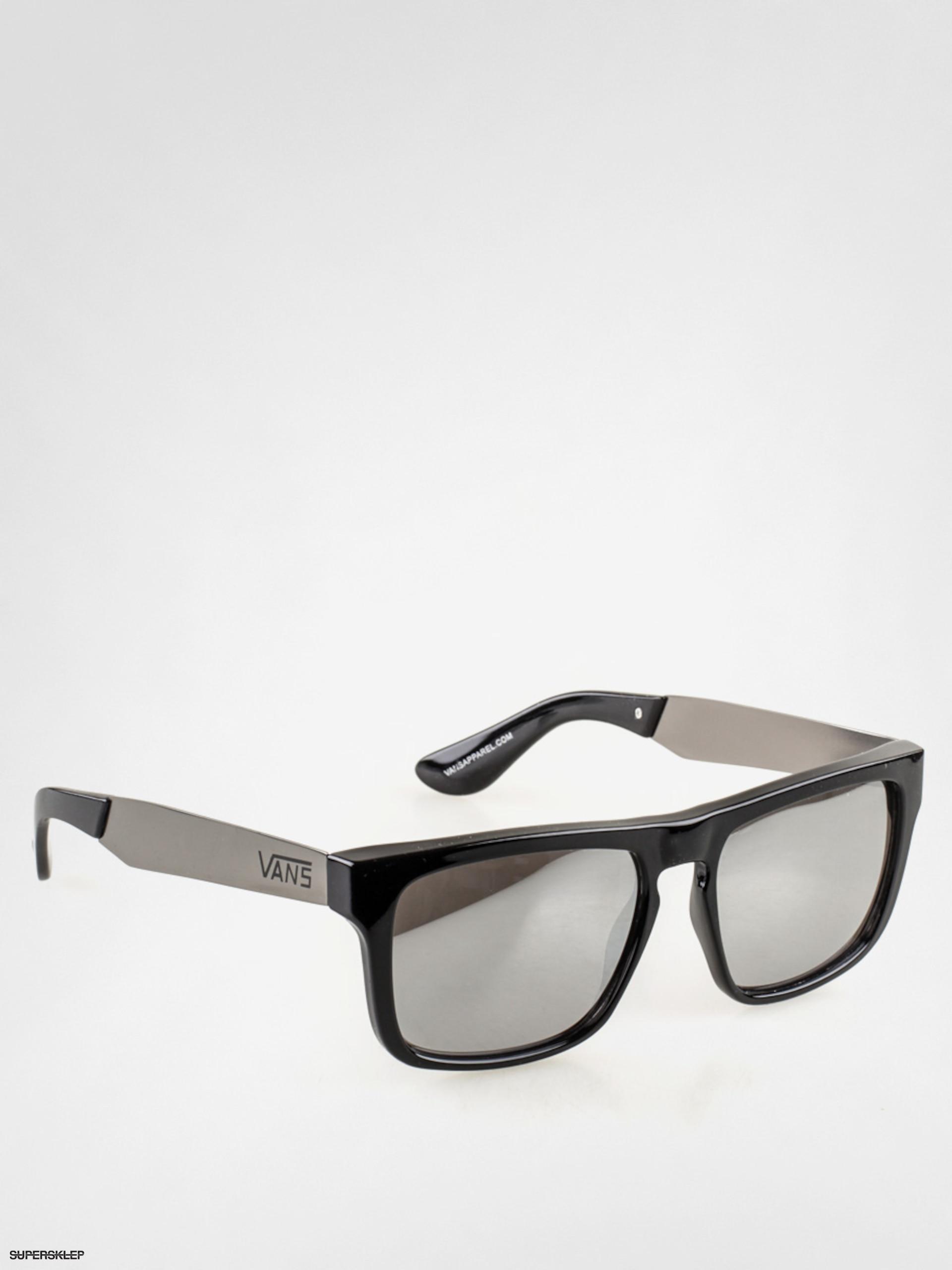Slnečné okuliare Vans Squared Off (black silver) 82b64c4532a