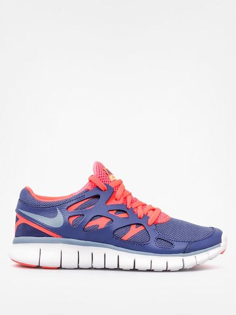Topánky Nike Free Run 2 Ext Wmn (blue legend/cl bl ht lv white)