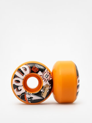 Kolieska Gold Wheels 24 Karats Kalis (orange/black)