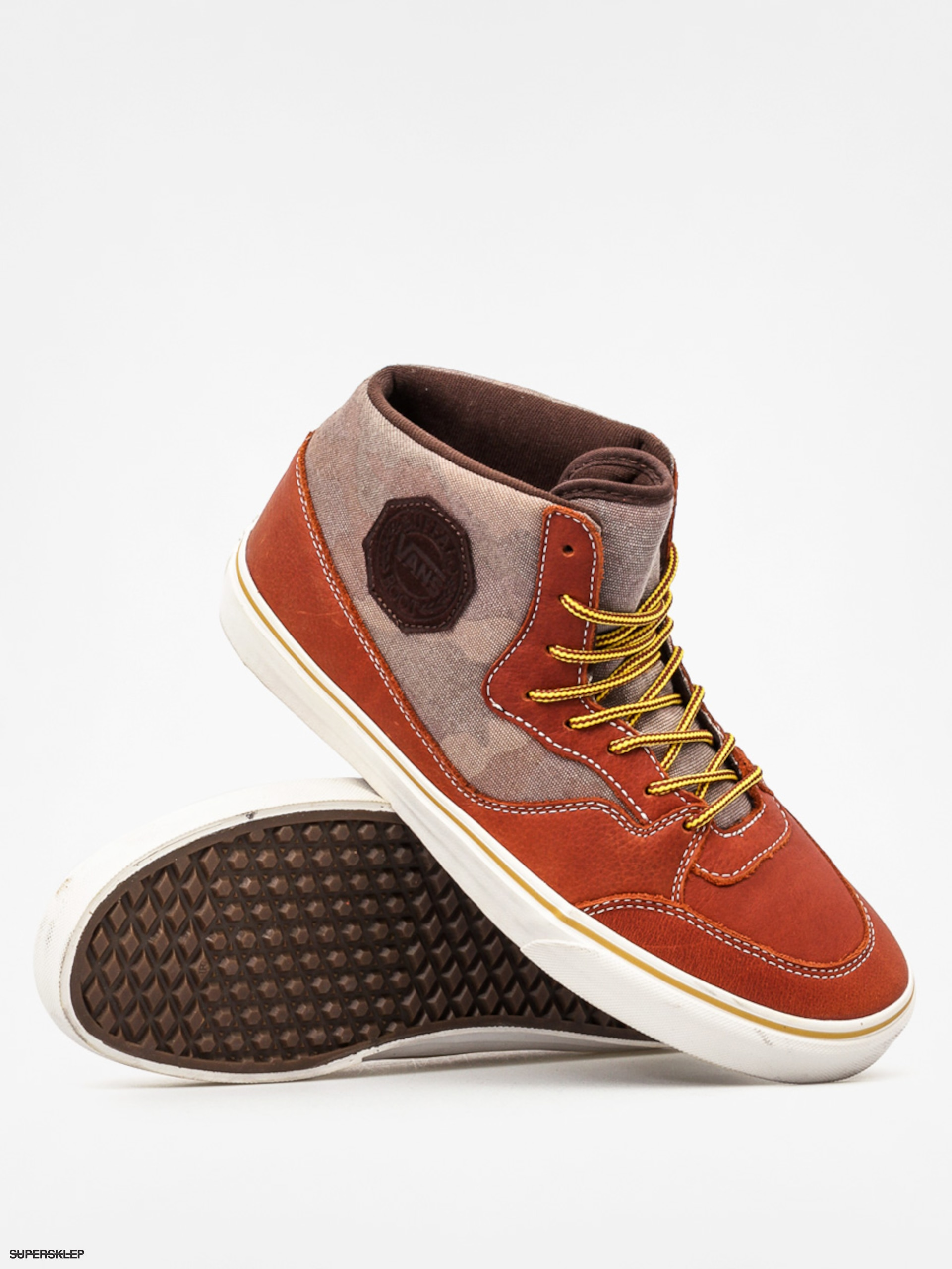 9f4b4a20c5 Topánky Vans Buffalo Boot California (leather henna camo)