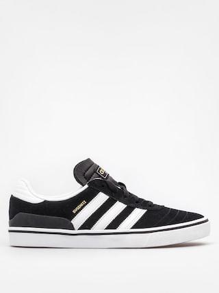 Topu00e1nky adidas Busenitz Vulc (black1/runwht/black1)
