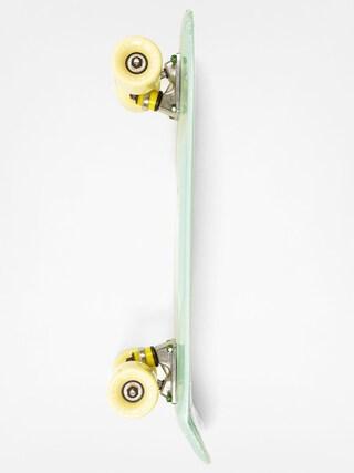 Cruiser Fish Skateboards 02 (mint/yellow/silver)