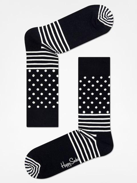 Ponožky Happy Socks Stripe Dot (black/white)