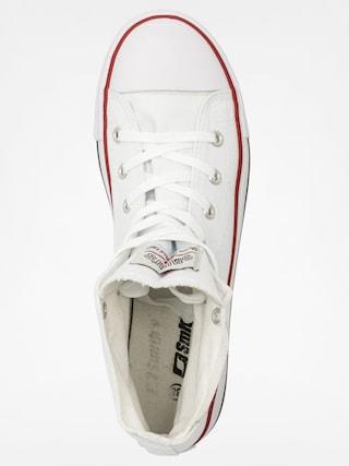Topánky Smith's Wys  Mas 002 (white)
