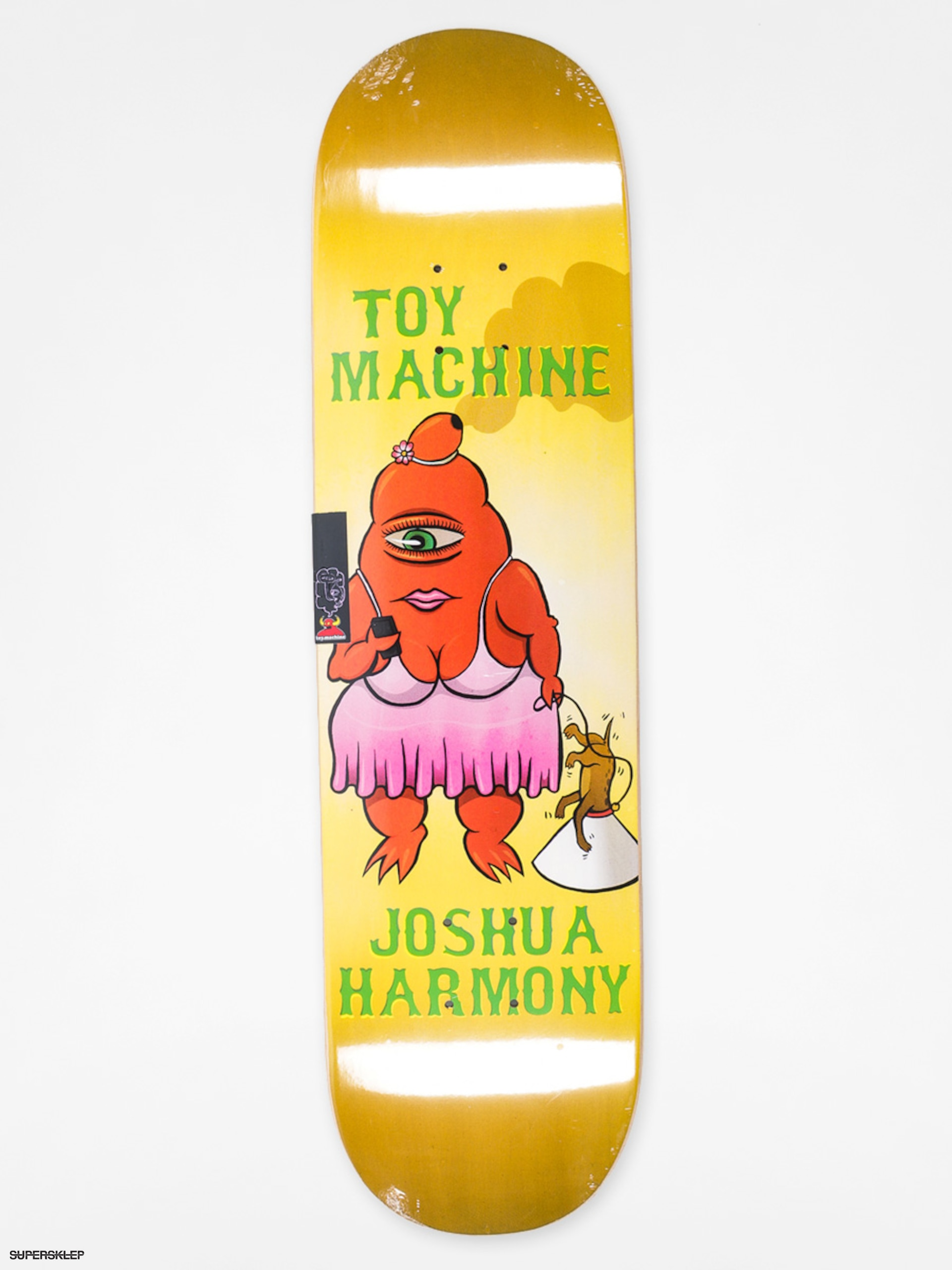 Doska Toy Machine Josh Harmony Fat Sect