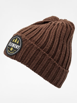 Čiapka Element Counter Beanie (chocolate)