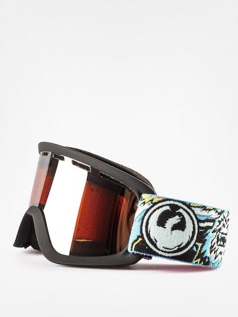 Okuliare na snowboard Dragon Lil D (yeti ionized)