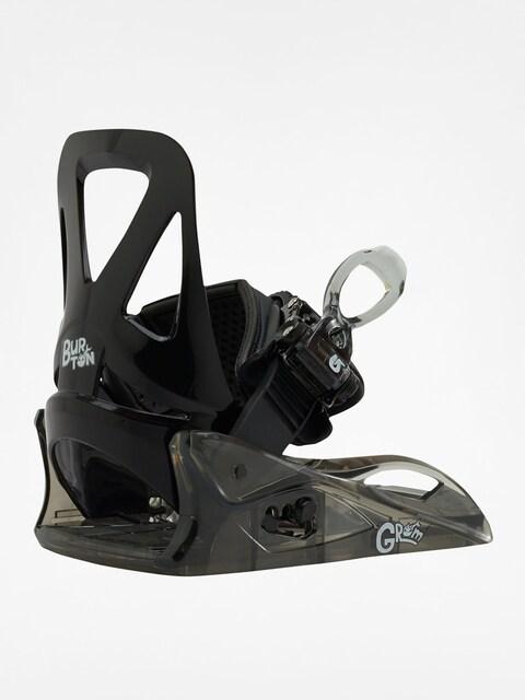 Snowboardové viazanie Burton Grom (black)